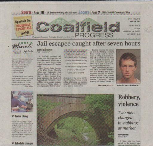 Media Scan for Coalfield Progress