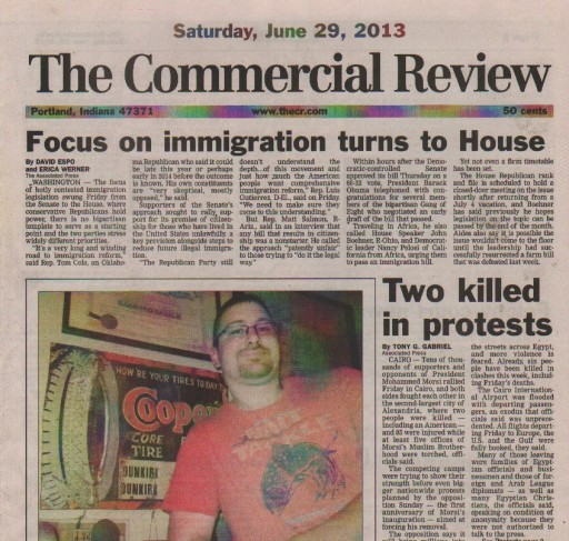 Media Scan for Portland Commercial Review
