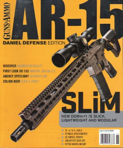 Media Scan for Book of the AR-15
