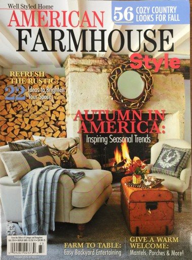 Media Scan for American Farmhouse Style
