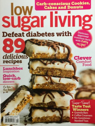 Media Scan for Low Sugar Living