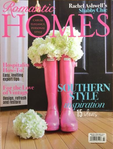 Media Scan for Romantic Homes