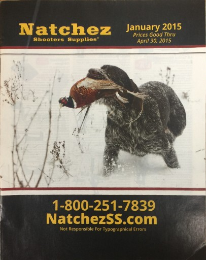 Media Scan for Natchez Shooters Catalog Inserts