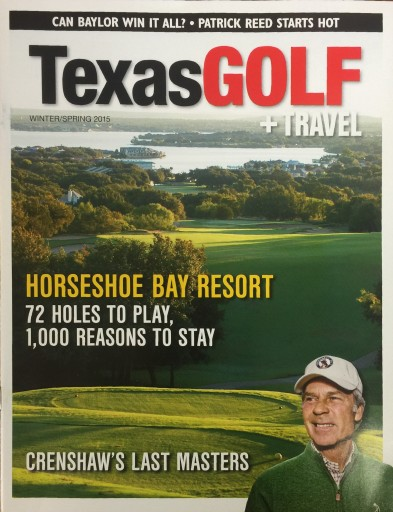 Media Scan for Texas Golf + Travel