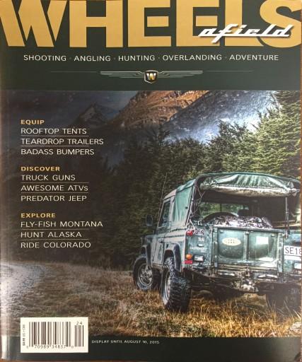 Media Scan for Wheels Afield