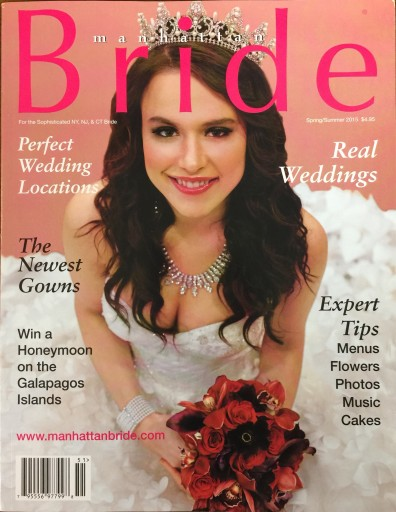 Media Scan for Manhattan Bride