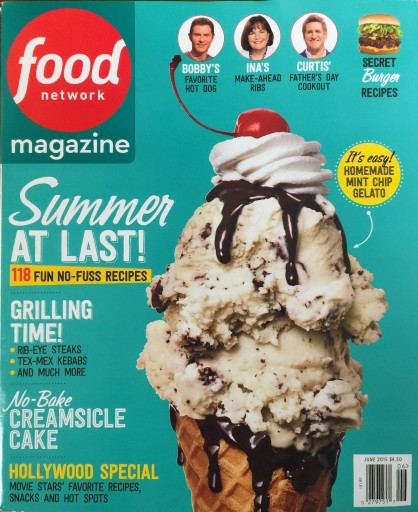 Media Scan for Food Network