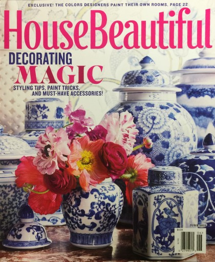 Media Scan for House Beautiful