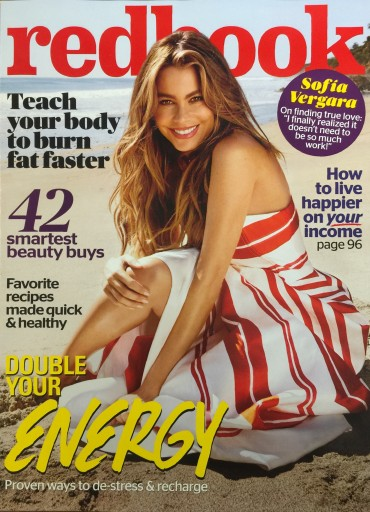Media Scan for Redbook Magazine