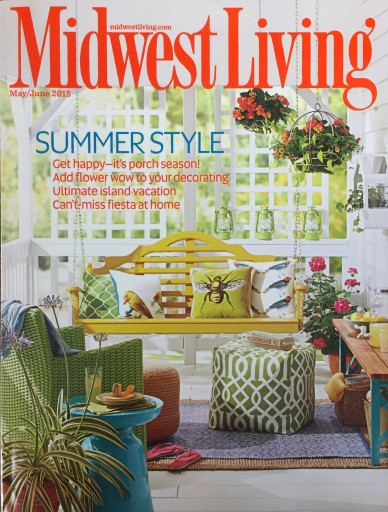Media Scan for Midwest Living
