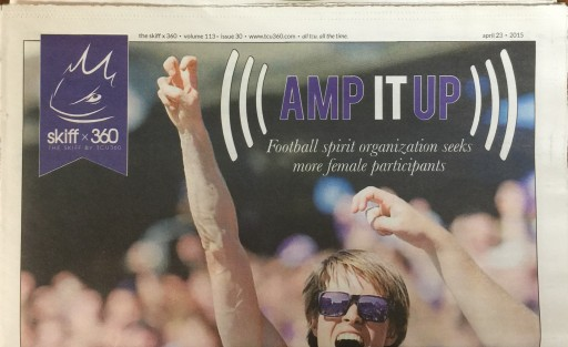 Media Scan for TCU Daily Skiff