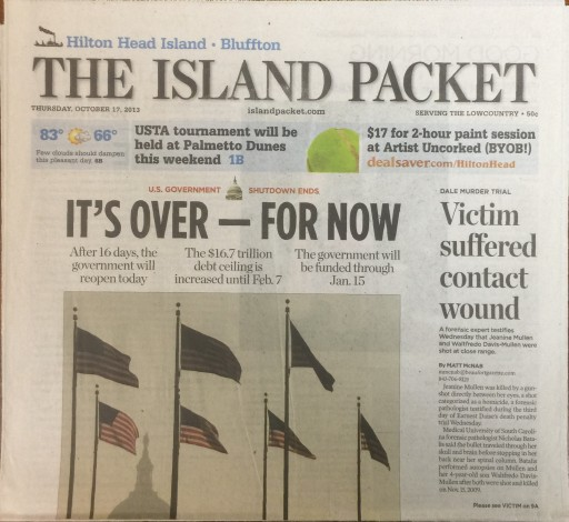 Media Scan for Hilton Head Island Packet