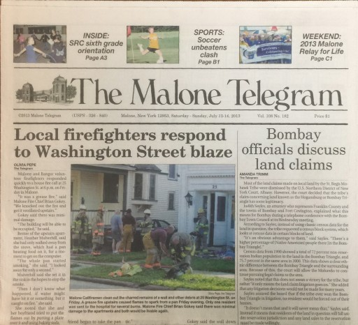Media Scan for Malone Telegram