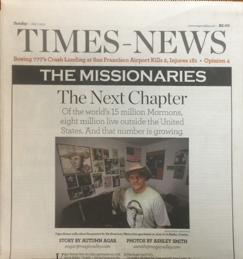 Media Scan for Twin Falls Times-News