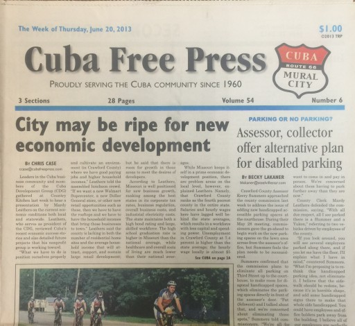 Media Scan for Cuba Free Press