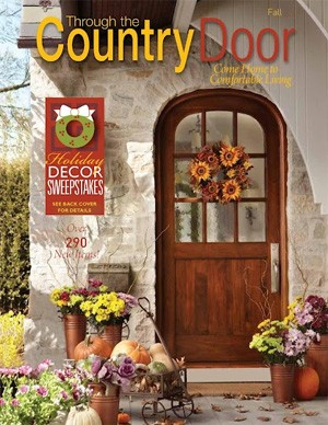 Media Scan for Through The Country Door Catalog Blow-In