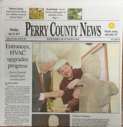 Media Scan for Tell City Perry County News