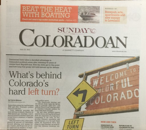 Media Scan for Ft. Collins Coloradoan