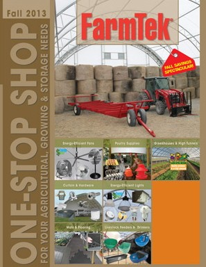 Media Scan for Engineering Services & Products' FarmTek Catalog B