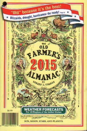 Media Scan for The Old Farmer's Almanac