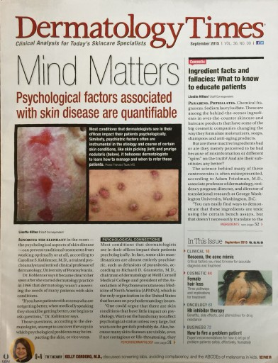 Media Scan for Dermatology Times