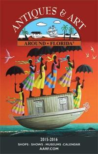 Media Scan for Antiques & Art Around Florida