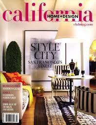 Media Scan for California Home+Design