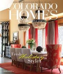 Media Scan for Colorado Homes & Lifestyles