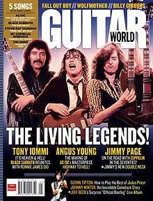 Media Scan for Guitar World