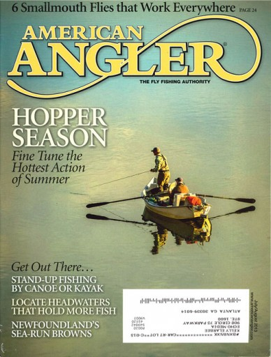 Media Scan for American Angler
