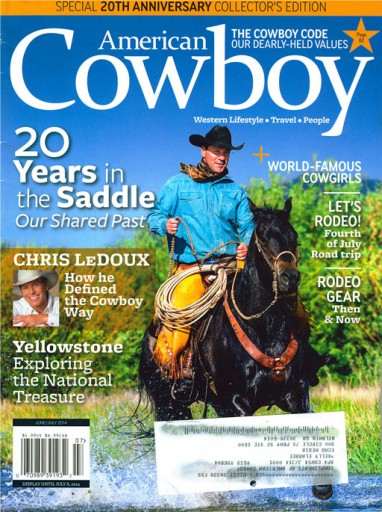 Media Scan for American Cowboy