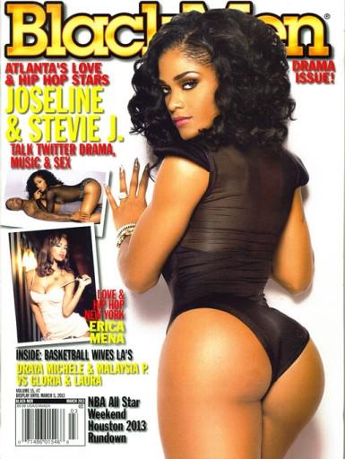 Media Scan for BlackMen Magazine