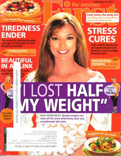 Media Scan for First for Women Magazine