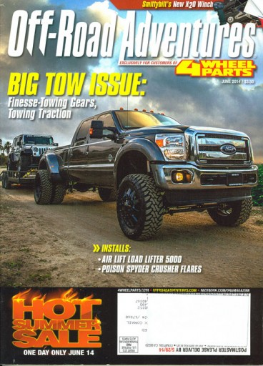 Media Scan for Off-Road Adventures
