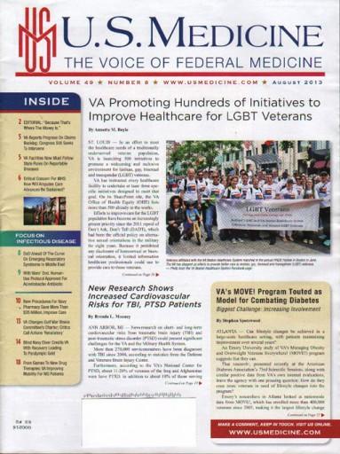 Media Scan for U.S. Medicine