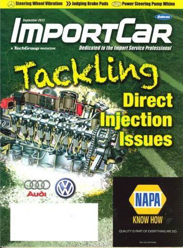 Media Scan for Import Car