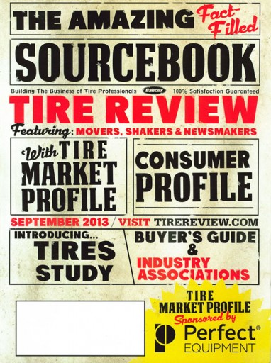 Media Scan for Tire Review