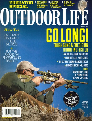 Media Scan for Outdoor Life