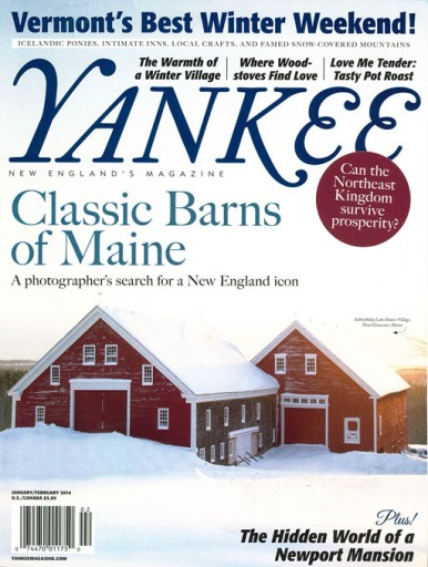 Media Scan for Yankee Magazine