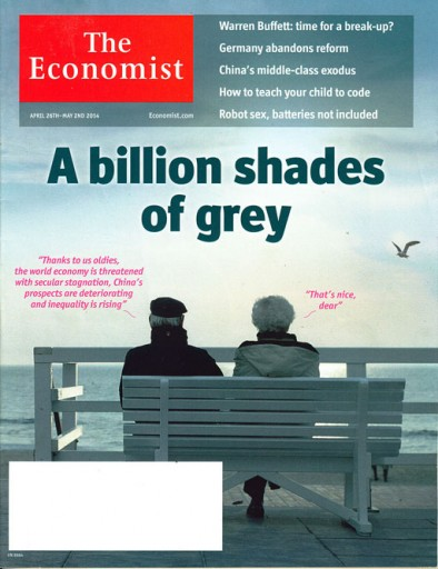 Media Scan for Economist, The - North America Edition