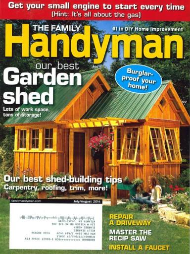 Media Scan for Family Handyman