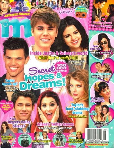 Media Scan for M Magazine