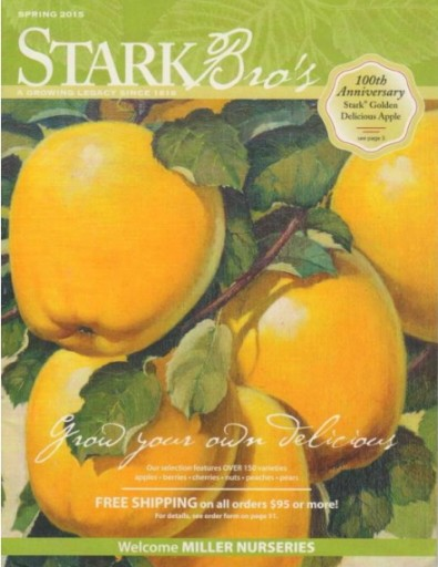 Media Scan for Stark Bro's Orchards Package Inserts