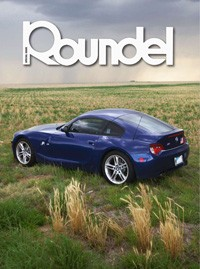 Media Scan for Roundel Magazine