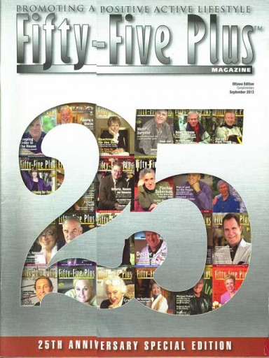 Media Scan for Fifty Five Plus - Ontario