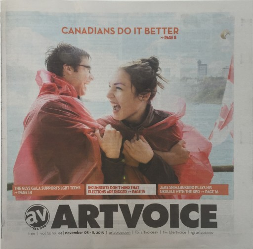 Media Scan for AV artvoice
