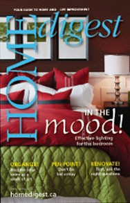 Media Scan For Home Digest Magazine