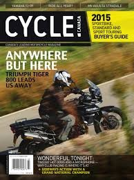 Media Scan for Cycle Canada Blow-In and Bind-In