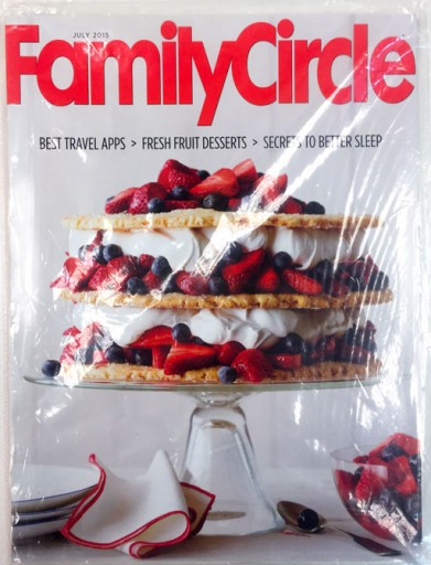 Media Scan for Family Circle Polybag Onserts
