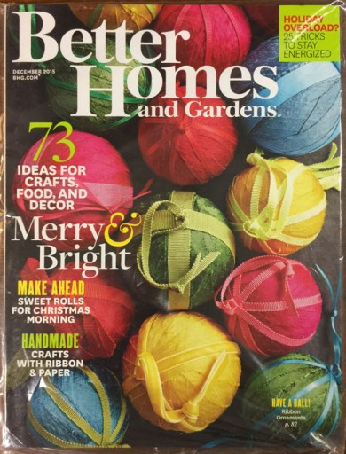 Better Homes Gardens Polybag Onserts Elarbee Media